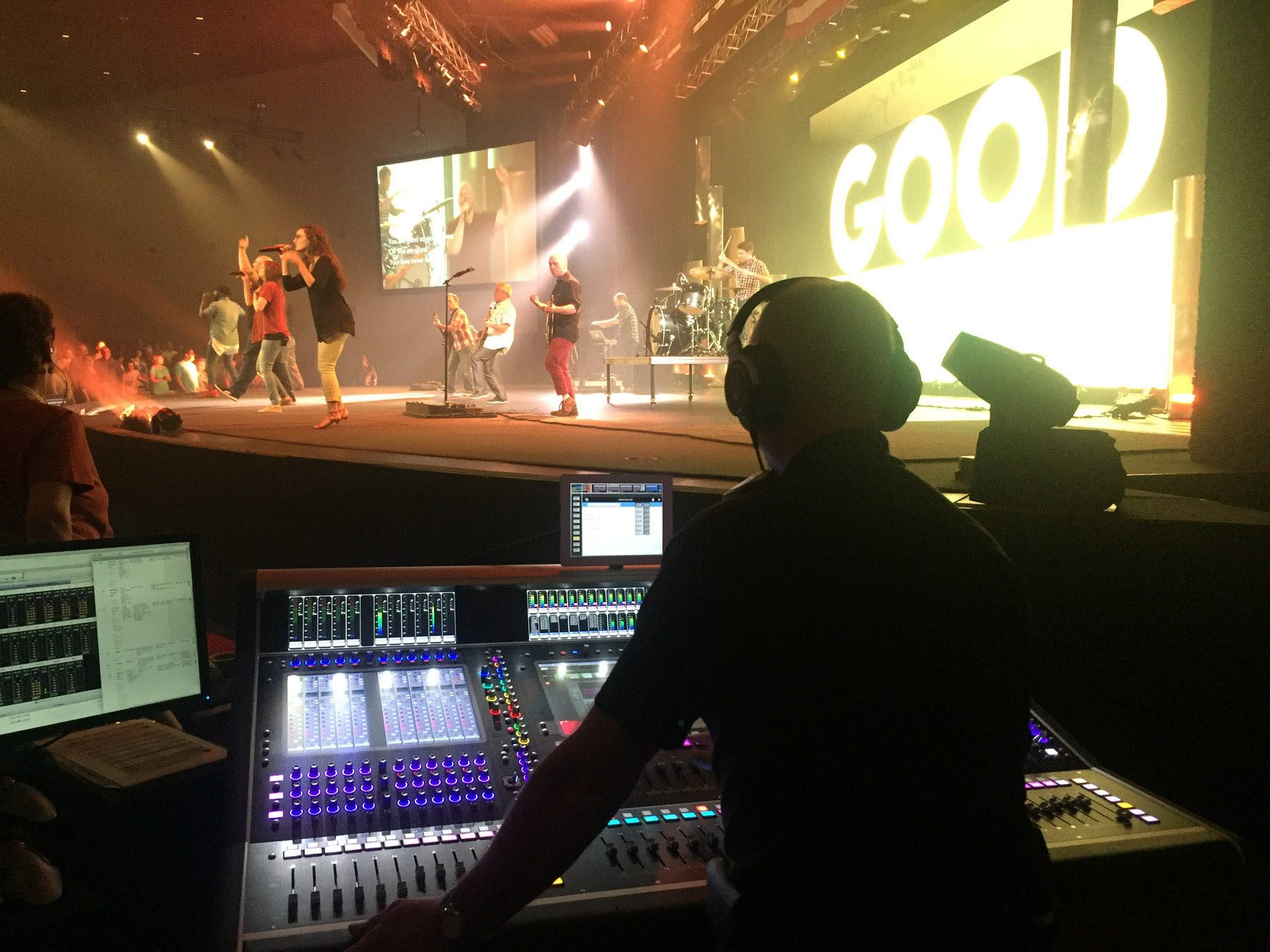NorthRidge Church Enters Its Second Generation Of DiGiCo Desks With ...