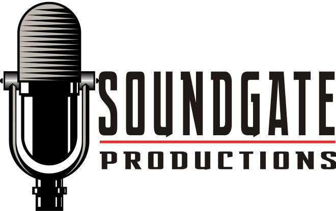 SoundGate Productions Logo