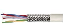 Español: Cable blindado o apantalladoEnglish: Shielded Cable