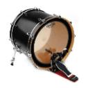Español: Bombo Kick Drum