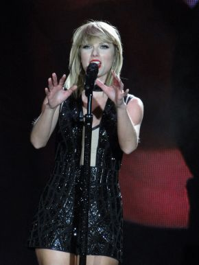 Taylor Swift 10/22 Austin, TX. Photo by: Anna Glinski