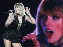 Taylor Swift 10/22 Austin, TX. Photo by: Anna Glinski