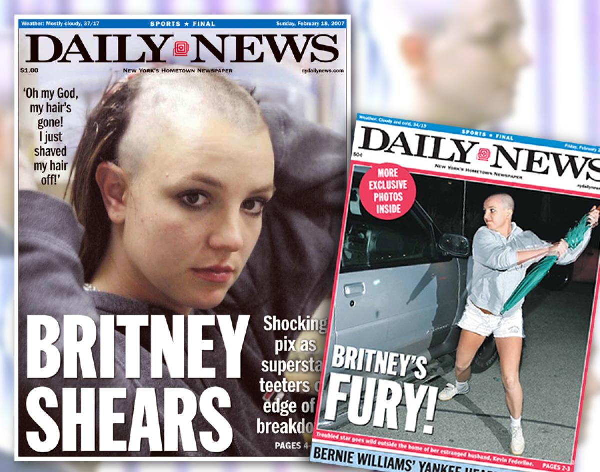 Apologise, britney head picture shaved spearss remarkable, useful