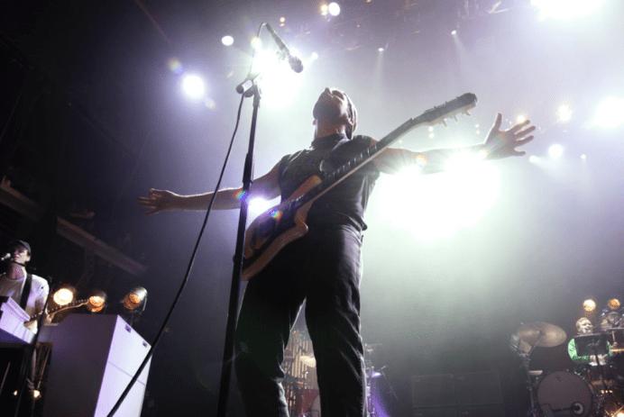 Bleachers Gone Now Era Tour
