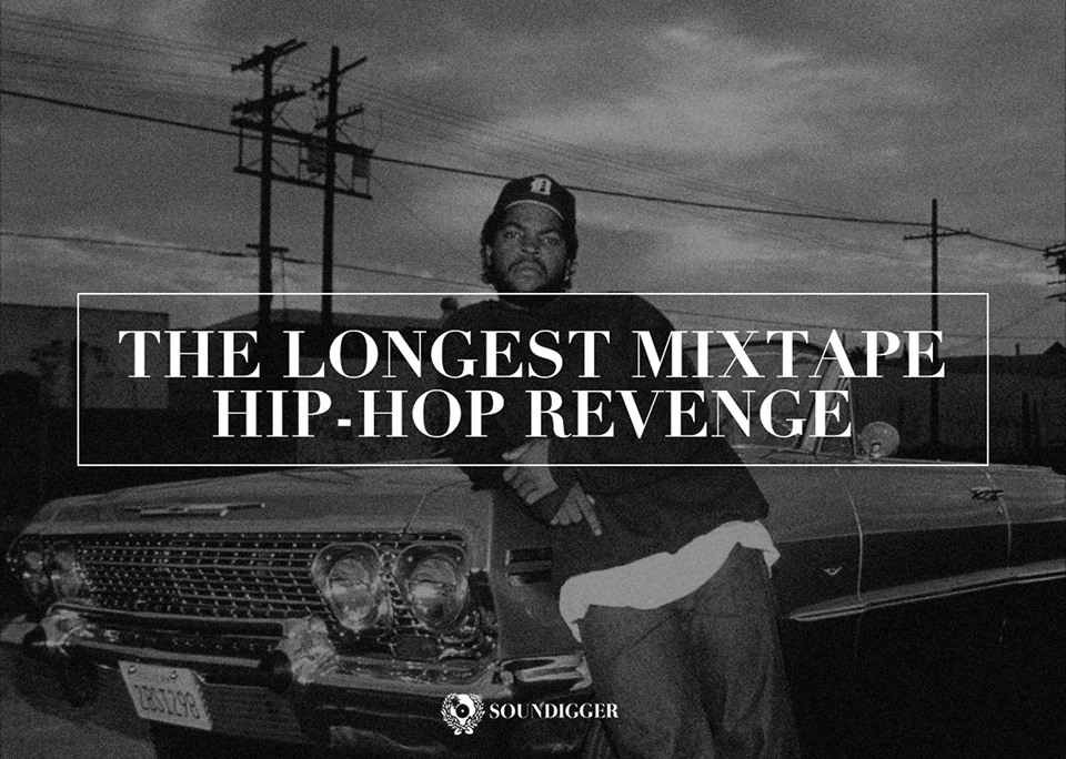 The Longest Mixtape - The Revenge : Sélection de 500 Tracks Hip-Hop