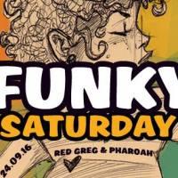 DJ  Pharoah dévoile 200 Classiques Funk pour les 18 ans de la Funky Saturday