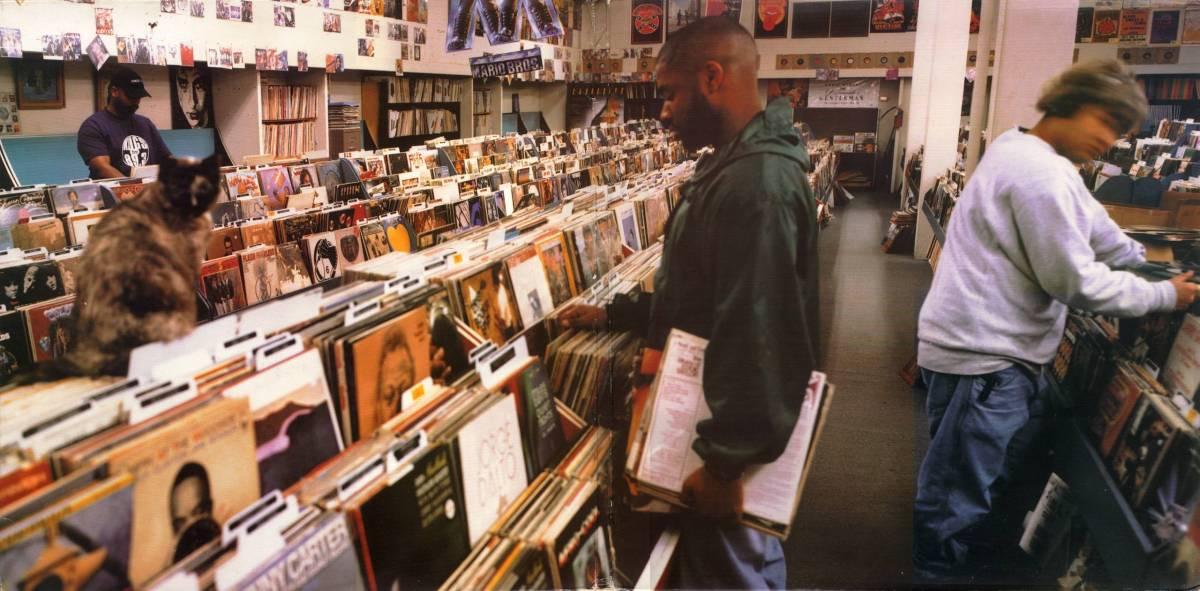 DJ Shadow revient avec un remix inédit de son album mythique Endtroducing.