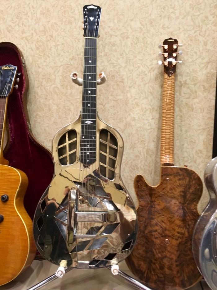 First National guitar