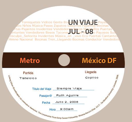 CD Un Viaje