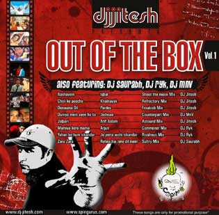 DJ Jitesh's Out of The Box Vol 1