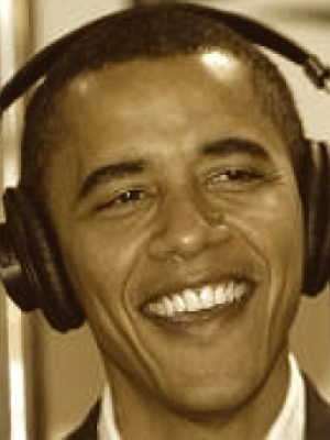 President Barack Obama music playlist Let's Not Get Carried Away