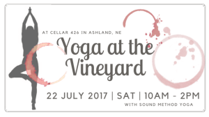 Yoga Retreat Yoga at the Vineyard