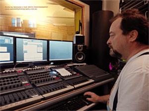 sound miller studios live room
