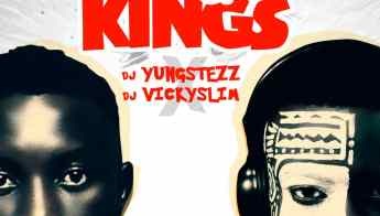 Mix tape: Dj Yungstezz x Dj Vickyslim _ Clash Of Kings @djvickyslim @Djyungstezz