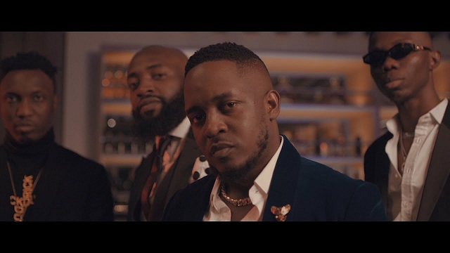 M.I Abaga Martell Cypher 2 (The Purification) video