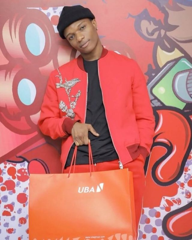 A Living Proof Of God's Wonders Wizkid