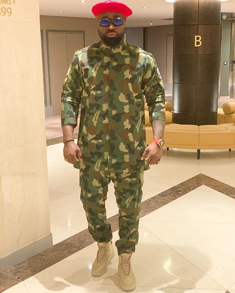 Harrysong Engages Long Time Girlfriend, Isioma