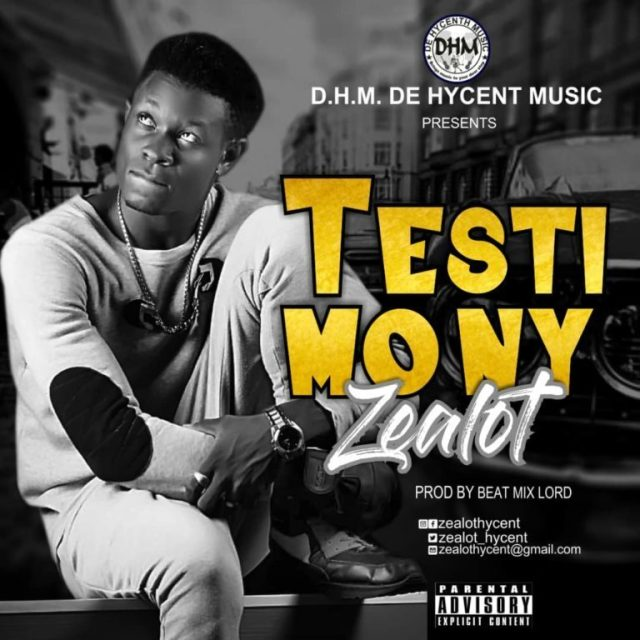 DOWNLOAD MP3: Zealot – Testimony