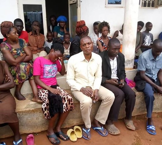 Coronavirus: Ugandan pastor and his followers arrested