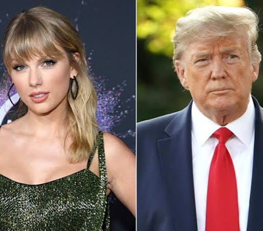 Taylor Swift blasts Donald Trump over George Floyd's death