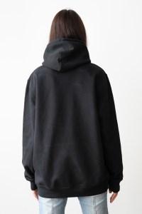 SOB Shop Hoodie Black Back