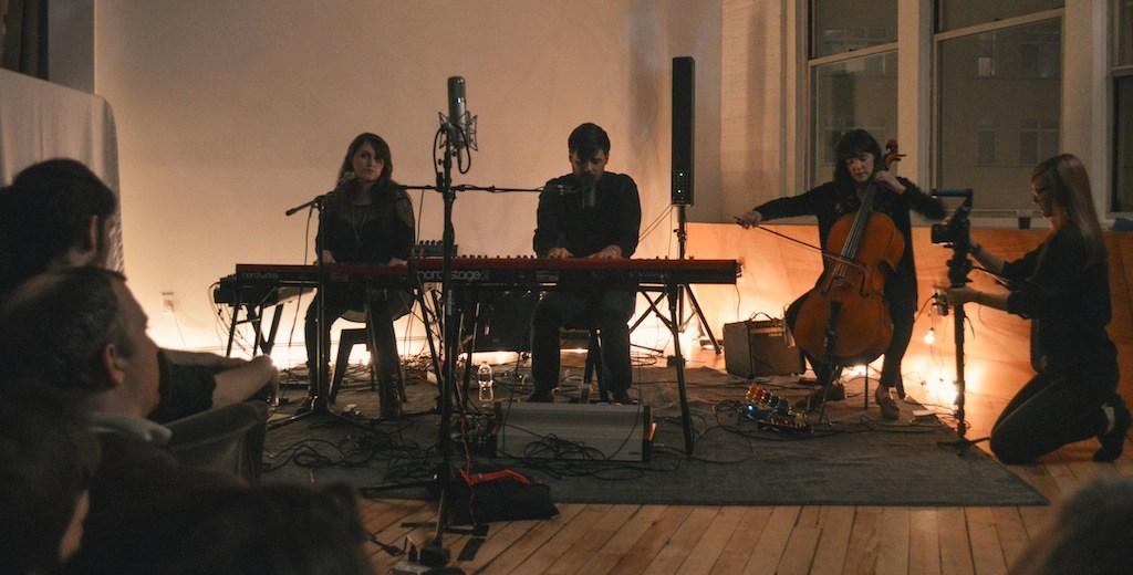 An Intimate Evening with Gem Club - Sound of Boston - Boston
