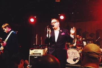 St Paul and the Broken Bones Becca Chairin