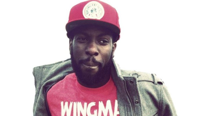 Rapper Bakari JB