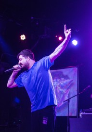 Aesop Rock, photo by Jon Simmons