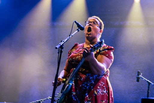 Alabama Shakes by Knar Bedian