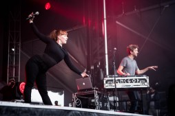 Sylvan Esso by Tim Briggs
