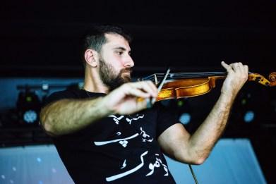 Mashrou' Leila by Knar Bedian