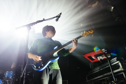 Bombay Bicycle Club by Knar Bedian