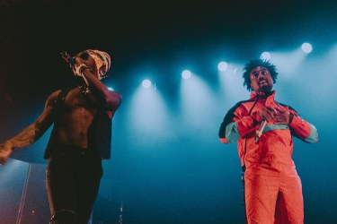 EarthGang by Lilly Nguyen