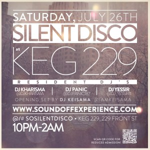 #SilentSaturday at Keg229