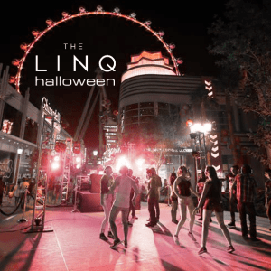 Halloween Party at The LINQ
