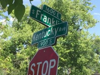 Wash Park — Franklin Street & Kentucky Avenue
