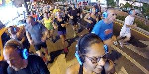 Baptist Health South Beach Run Club Sound Off™ Speedplay