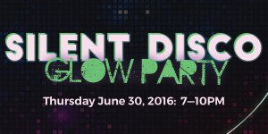 Silent Disco Glow Party @ Sherman Oaks Galleria