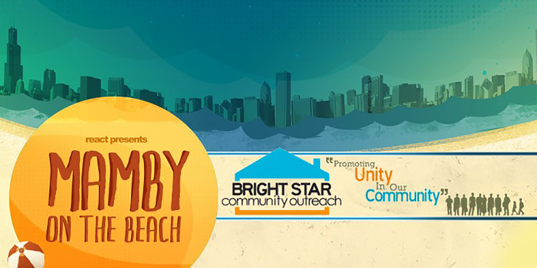 React presents Mamby on the Beach
