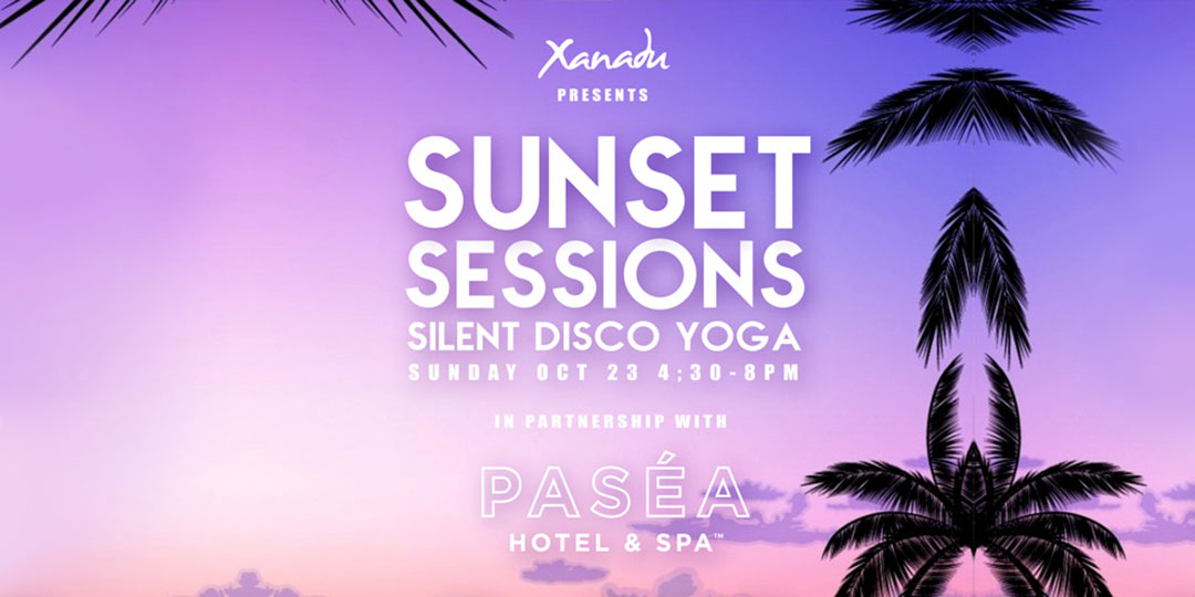 Xanadu Sunset Sound Off™ Yoga