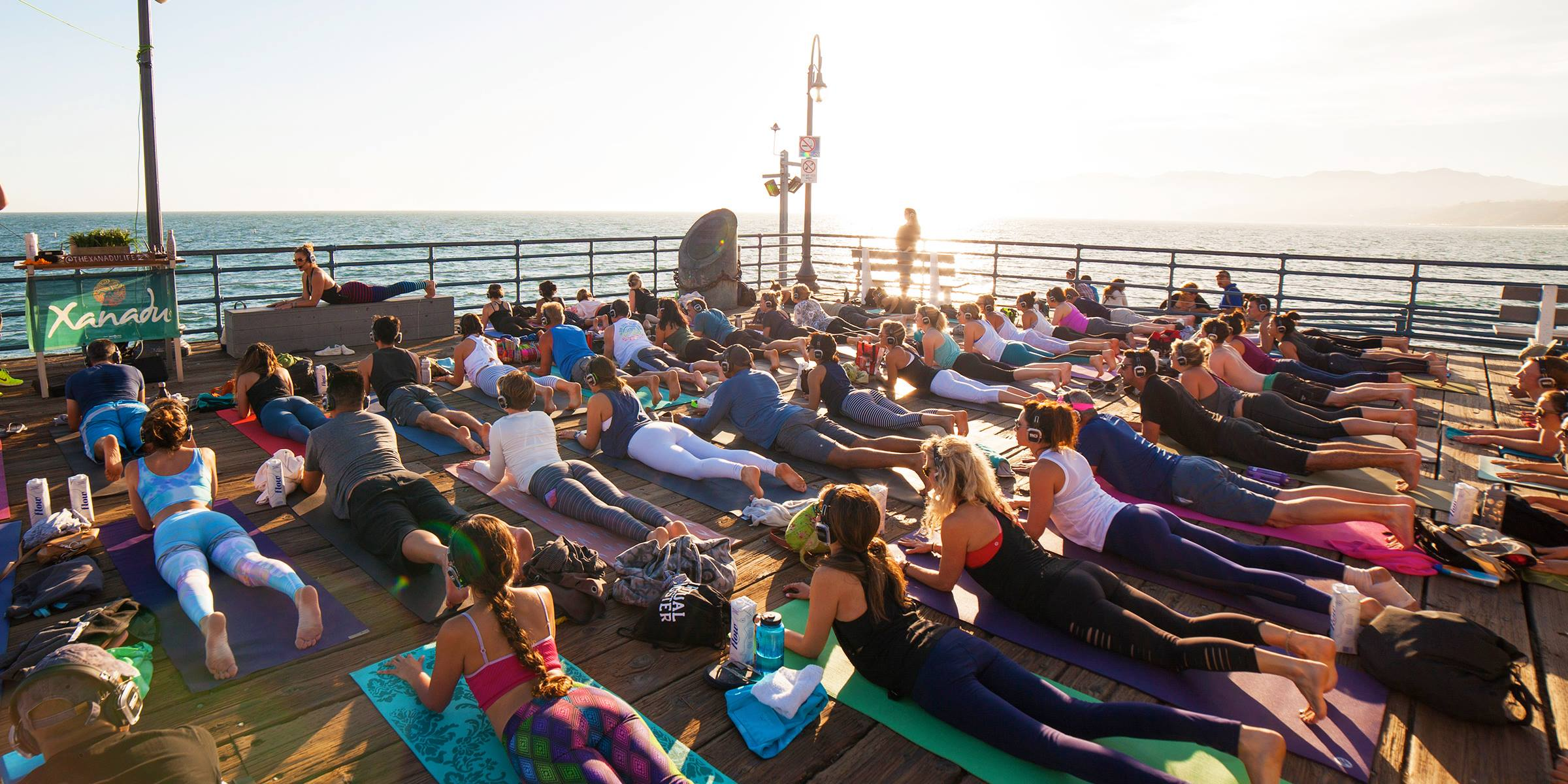 Sunset Yoga Social