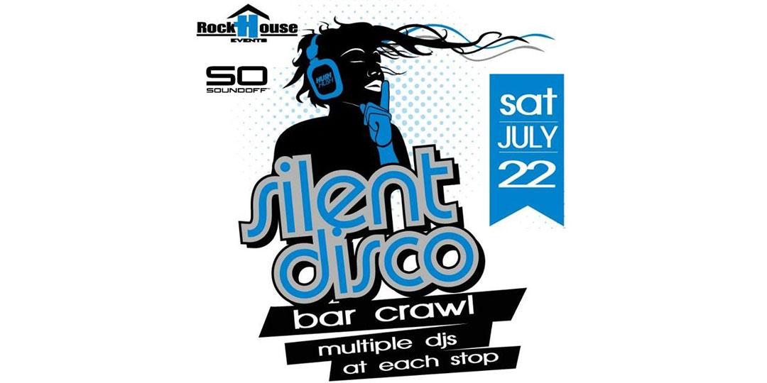 Silent Disco Bar Crawl