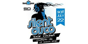 Silent Disco Bar Crawl