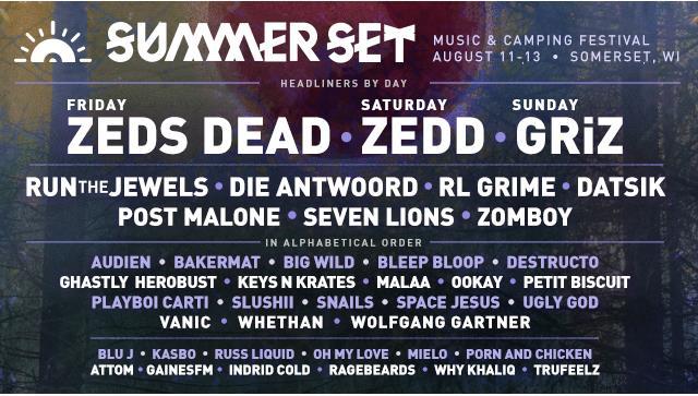 Summer set Festival