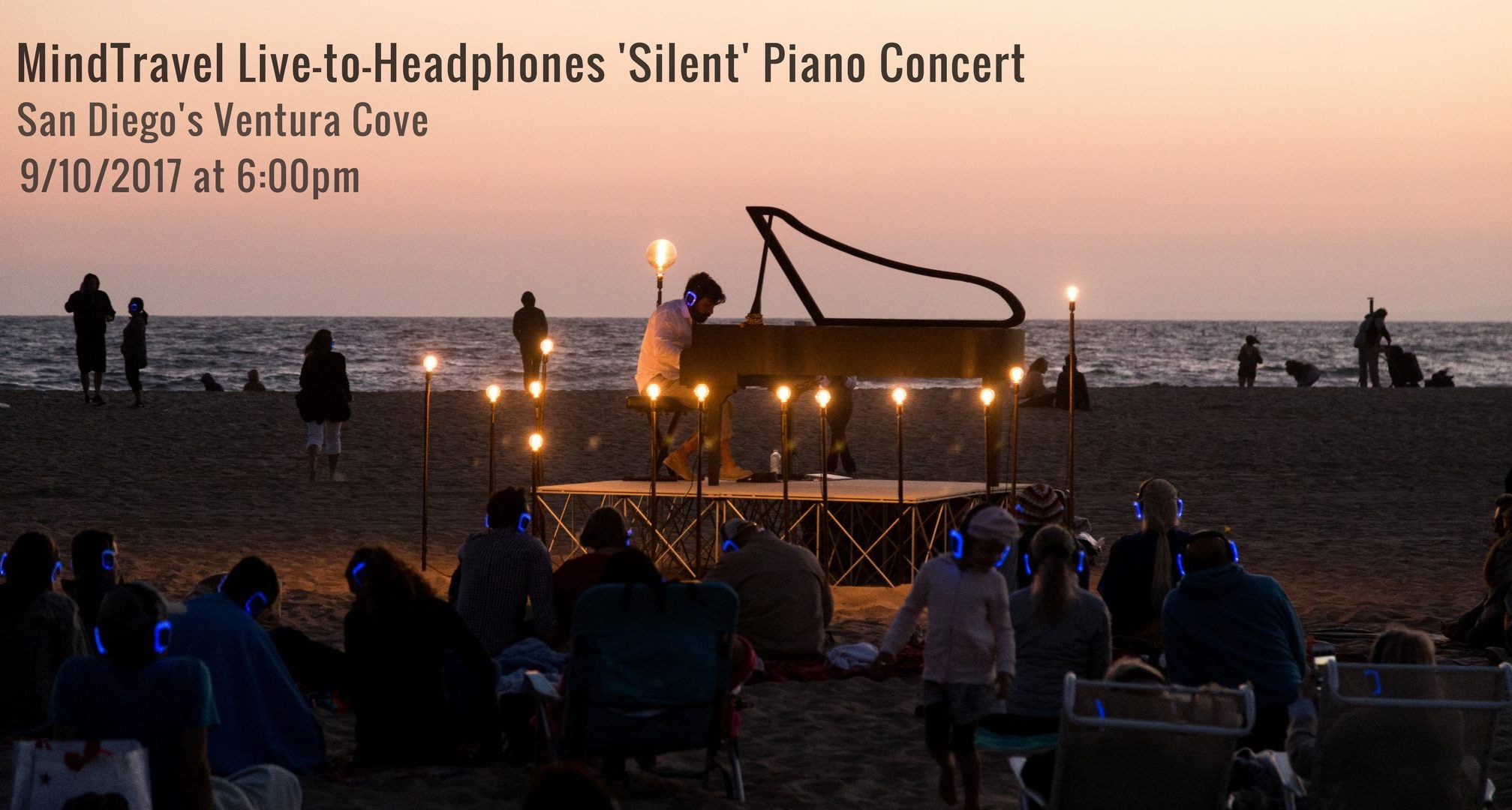 Silent Piano Concert