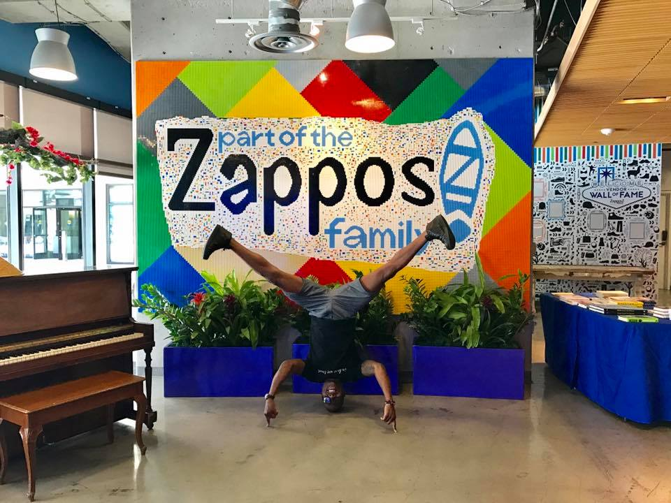Silent Savasana Zappos