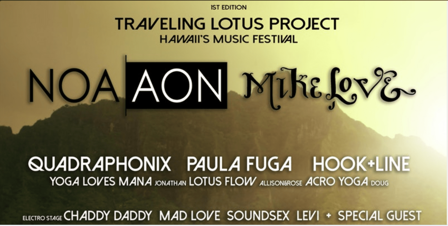 Hawaii Music Festival
