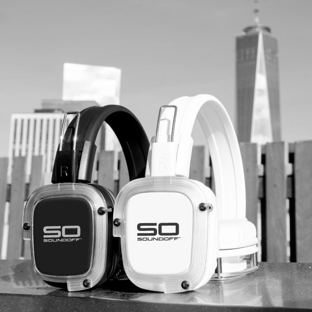 Sound Off Gotham - Personal Bluetooth Headphones