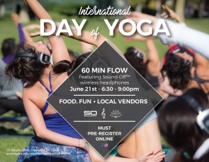 International Day of Yoga